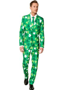 Adult St Patrick's Clovers Suitmeister Suit