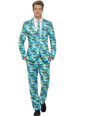 Adult Stand Out Aloha! Suit