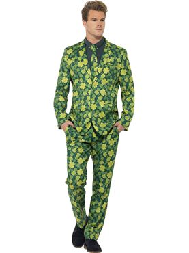 Adult Stand Out Shamrock Suit
