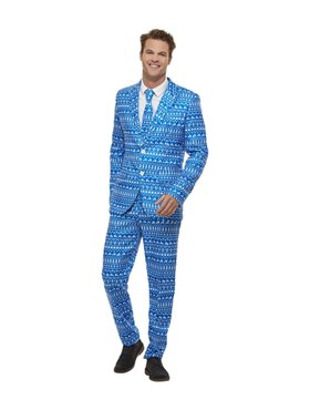 Adult Stand Out Wrapping Paper Suit