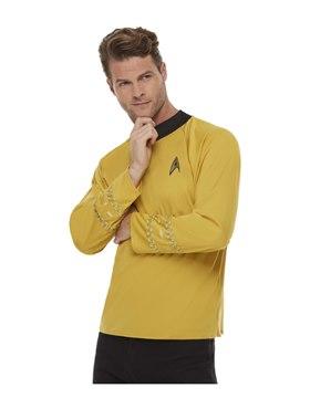 Adult Star Trek Original Series Command Costume - Back View