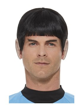 Adult Star Trek Original Series Spock Wig