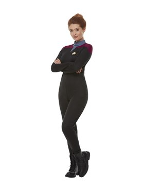 Adult Star Trek Voyager Command Costume