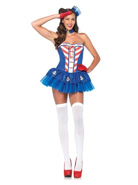 Adult Starboard Sweetie Costume
