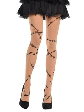 Adult Stitched Up Tights
