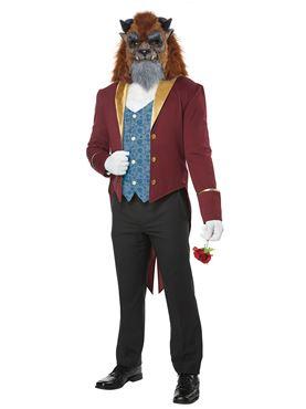 Adult Storybook Beast Costume