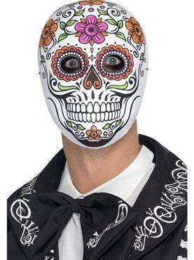 Adult Senor Bones Mask