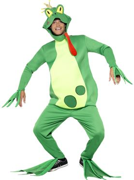 Adult Frog Prince Costume  sc 1 st  Fancy Dress Ball : frog prince baby costume  - Germanpascual.Com