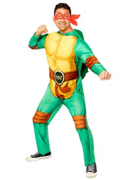 Adult Teenage Mutant Ninja Turtles Costume