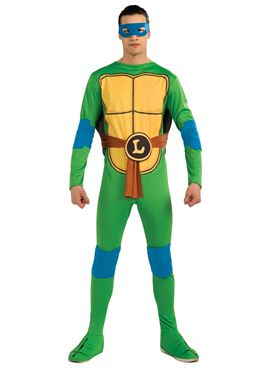 Adult Teenage Mutant Ninja Turtles Leonardo Costume Thumbnail