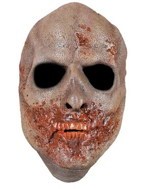 Adult 'Teeth Walker' Walking Dead Mask