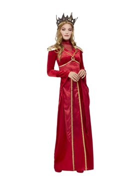 Adult The Red Queen Costume