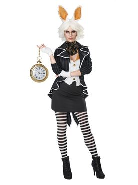 Adult The White Rabbit Costume