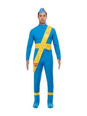 Adult Thunderbirds Scott & Virgil Deluxe Costume