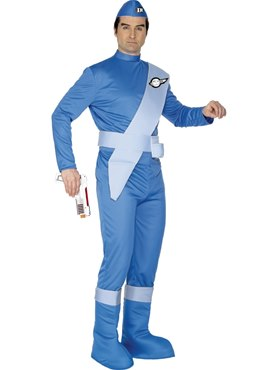 Adult Thunderbirds Scott Jumpsuit