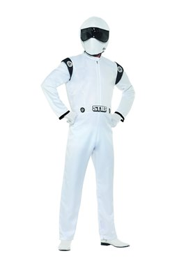 Adult Top Gear The Stig Costume