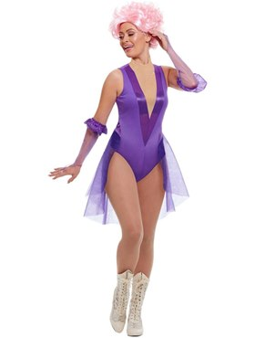 Adult The Greatest Showman Trapeze Artist Costume - Back View