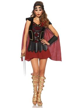 Adult Trojan Warrior Costume - Side View