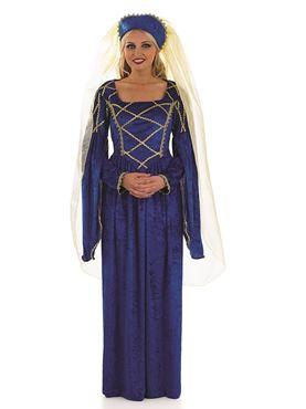 Adult Tudor Lady Costume