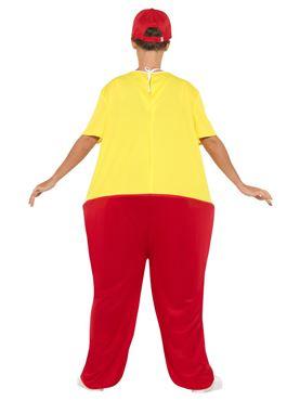 Adult Tweedles Costume - Side View