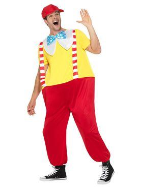 Adult Tweedles Costume - Back View