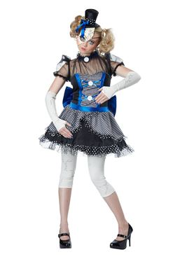 Adult Twisted Baby Doll Costume