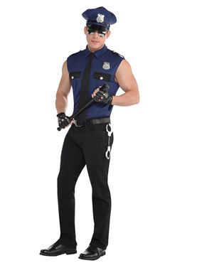 Adult Under Arrest Costume