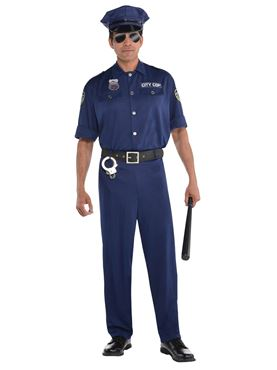 Adult On Patrol Costume