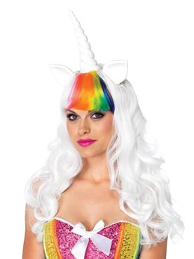 Adult Deluxe Unicorn Wig