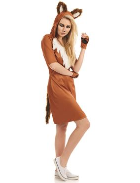 Adult Urban Fox Costume
