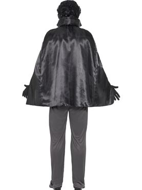 Adult Vampire Costume - Side View