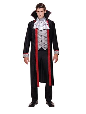 Adult Vampire Duke Costume