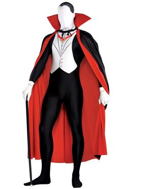 Adult Vampire Party Suit Costume