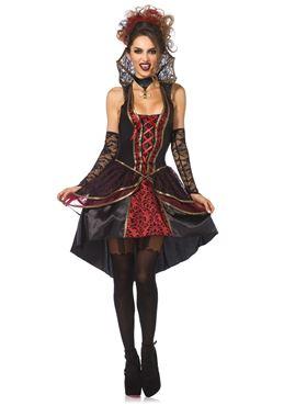 Adult Vampire Queen Costume