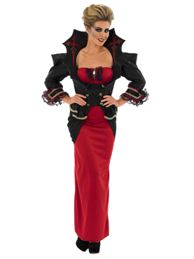 Adult Vampiress Costume Couples Costume