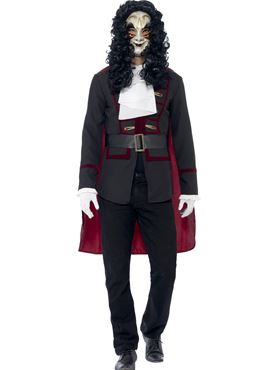 Adult Venetian Highwayman Costume