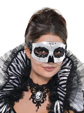 Adult Venetian Skull Mask