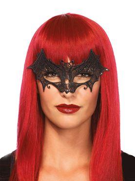 Adult Deluxe Venetian Vampire Bat Mask