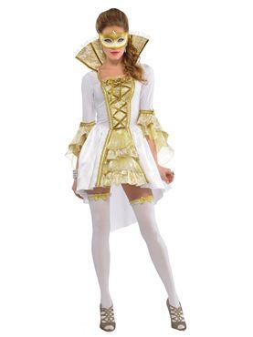Adult Venezia Venetian Costume