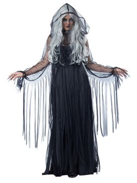 Adult Vengeful Spirit Costume