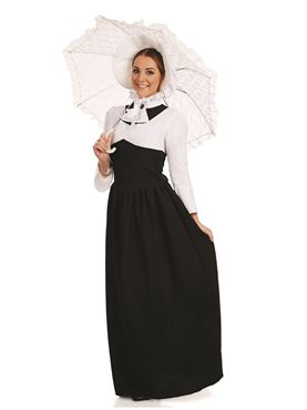 Adult Victorian Woman Costume Couples Costume
