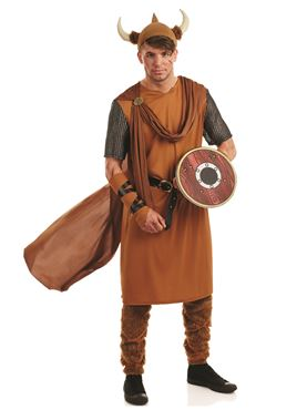 Adult Viking Man Costume Couples Costume