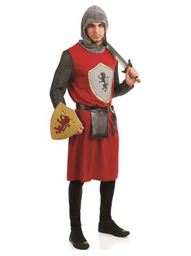 Adult Kings Knight Costume