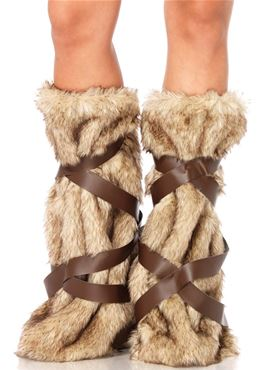 Adult Warrior Leg Warmers