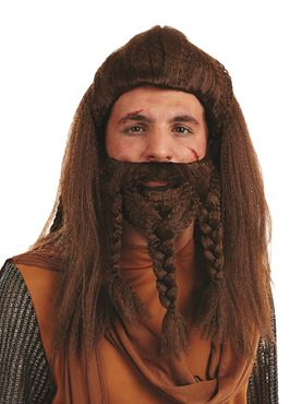 Adult Viking Wig and Beard