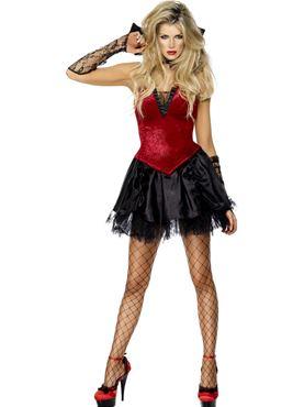 Adult Vixen Vampire Costume