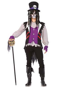 Adult Voodoo Priest Costume