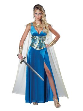 Adult Warrior Queen Costume
