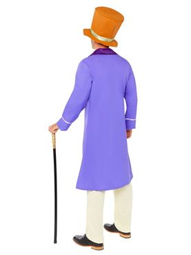 Adult Willy Wonka Costume - Side View
