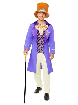 Adult Willy Wonka Costume